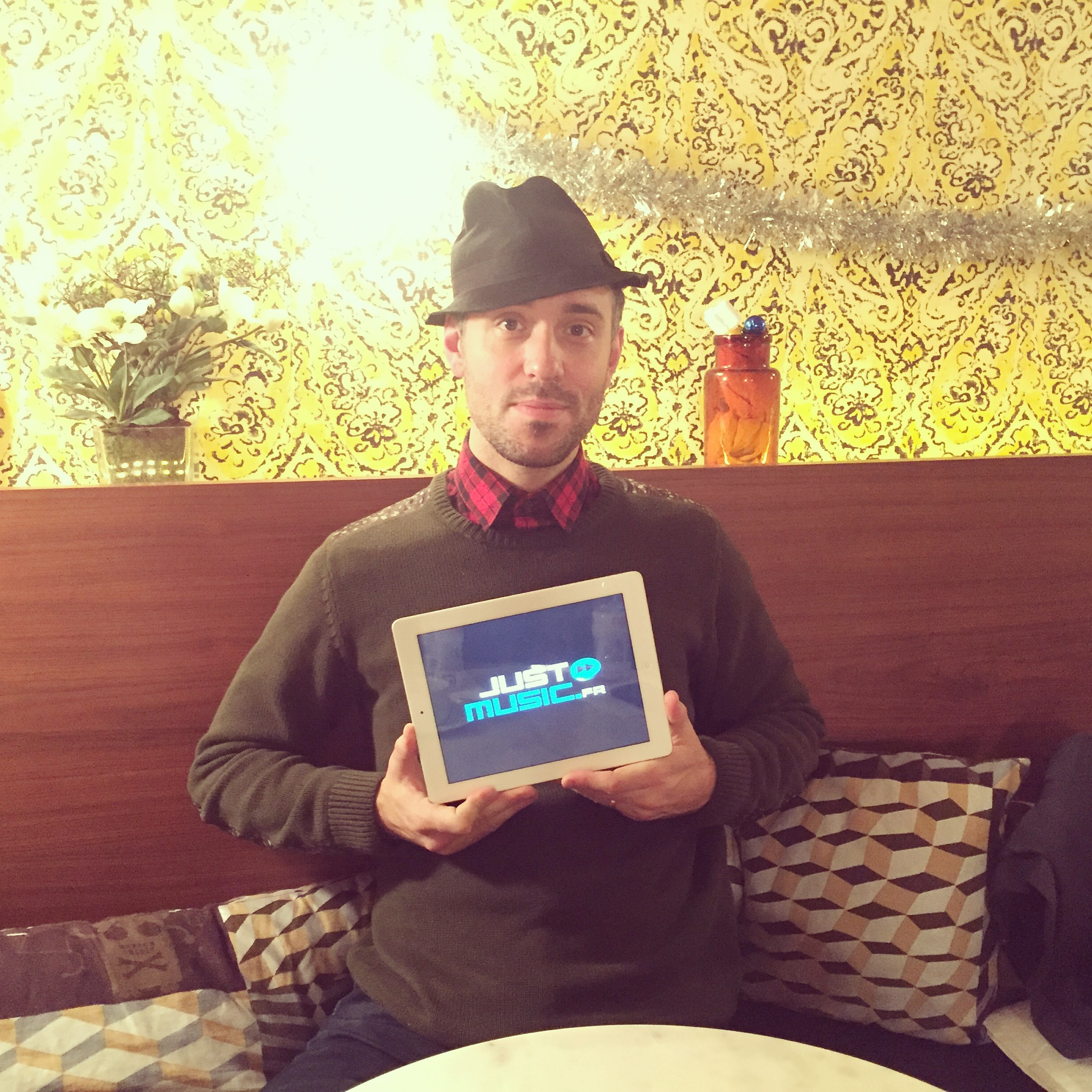 Charlie Winston Interview JustMusic.fr