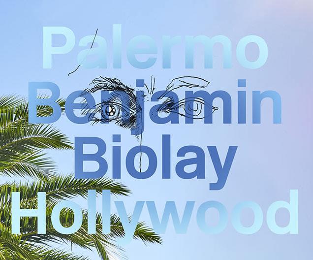 Benjamin Biolay Palermo Hollywood