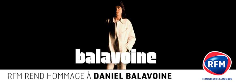 Daniel Balavoine RFM