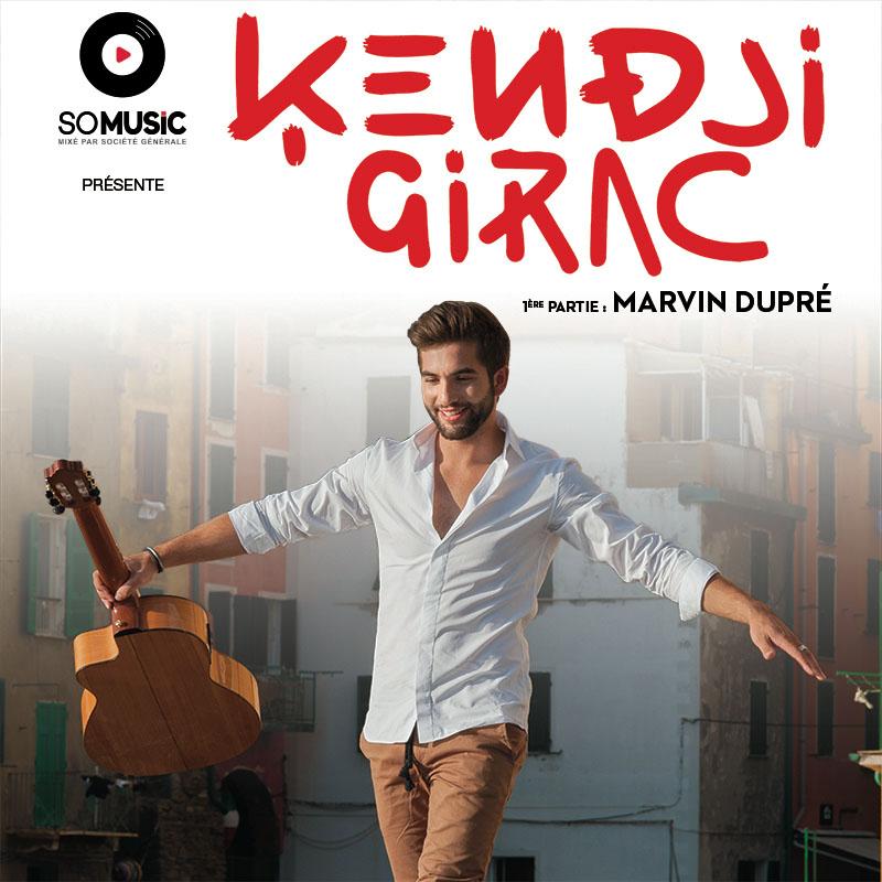 Kendji Girac So Music