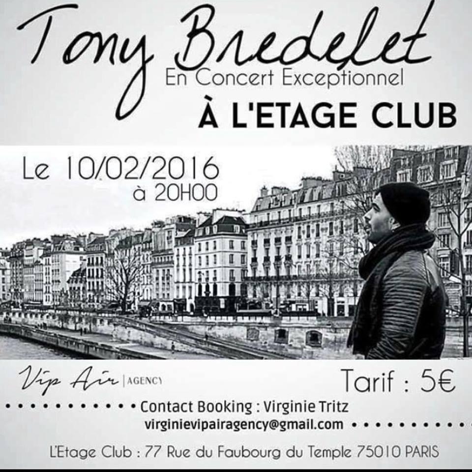 Tony Bredelet