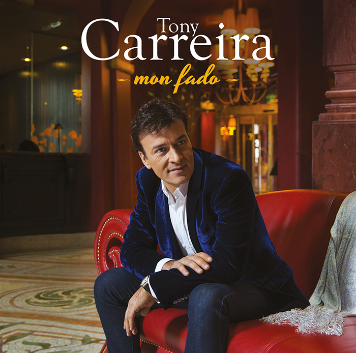 Tony Carreira - Mon Fado (Cover Album BD)