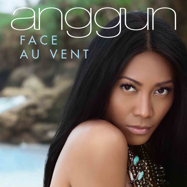 Anggun - Face Au Vent JustMusic.fr(Cover Single)
