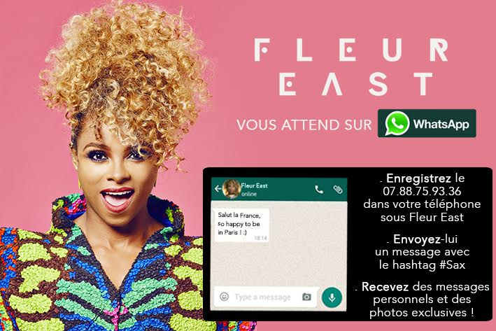 Fleur East JustMusic.fr