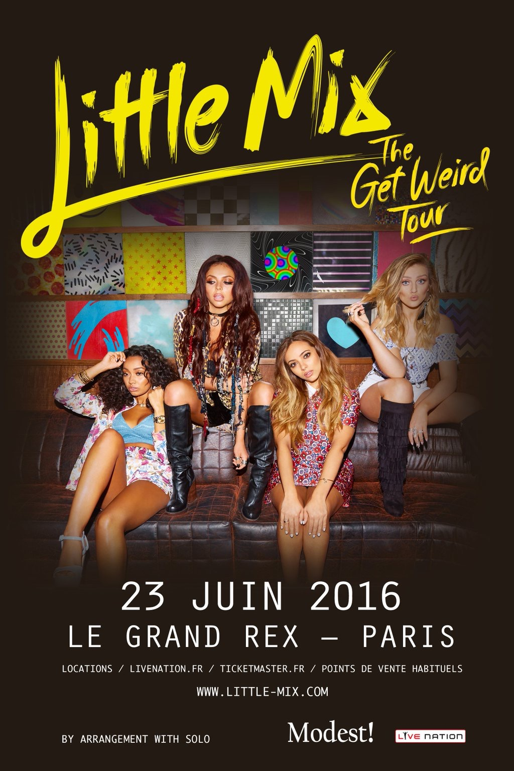 Little Mix JustMusic.fr