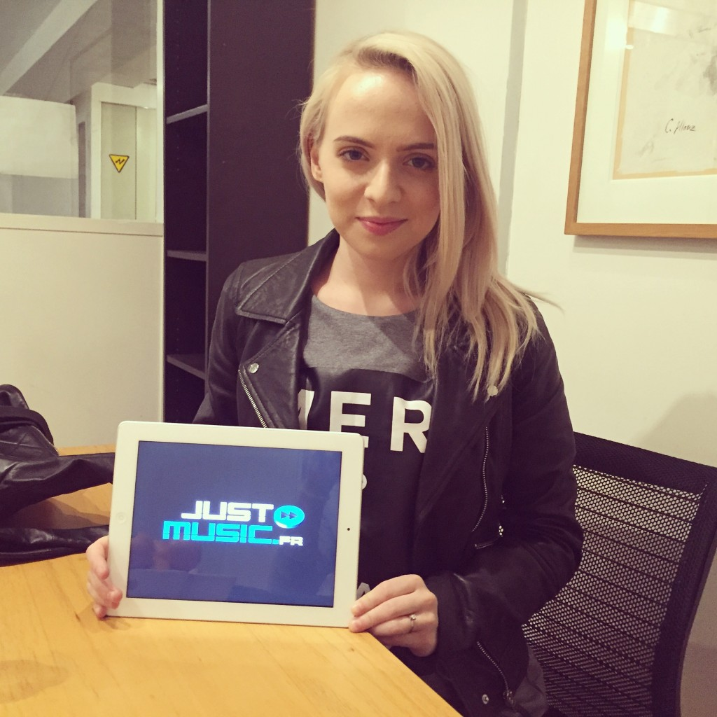 Madilyn Bailey Interview JustMusic.fr