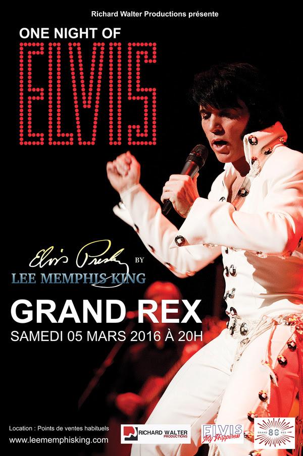 One night of Elvis JustMusic.fr