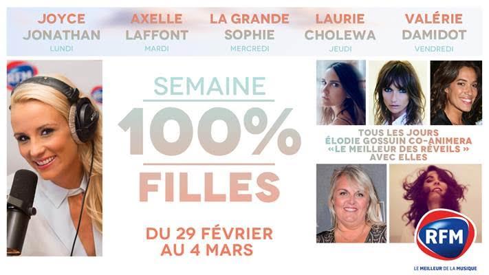 RFM Elodie Gossuin JustMusic.fr