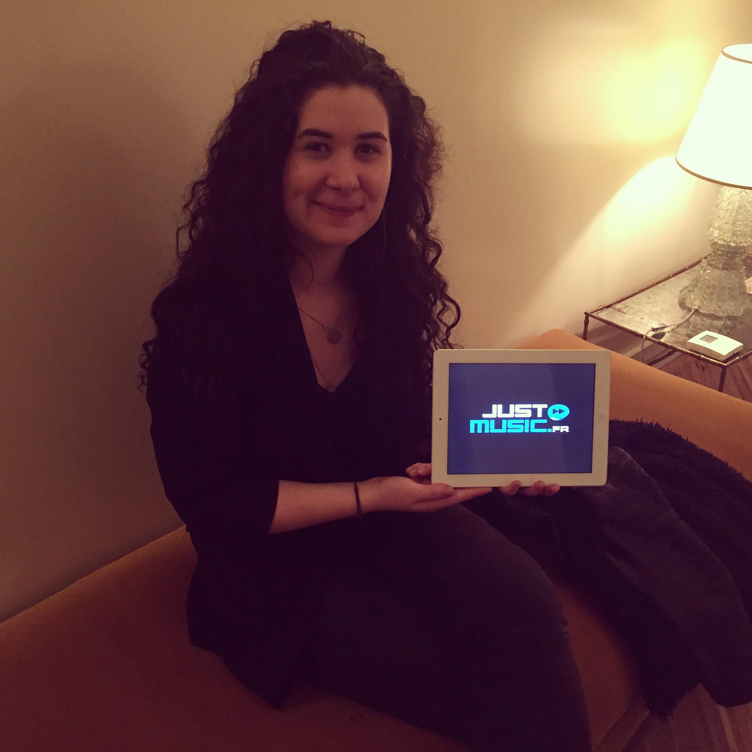 Sara Hartman JustMusic.fr Interview