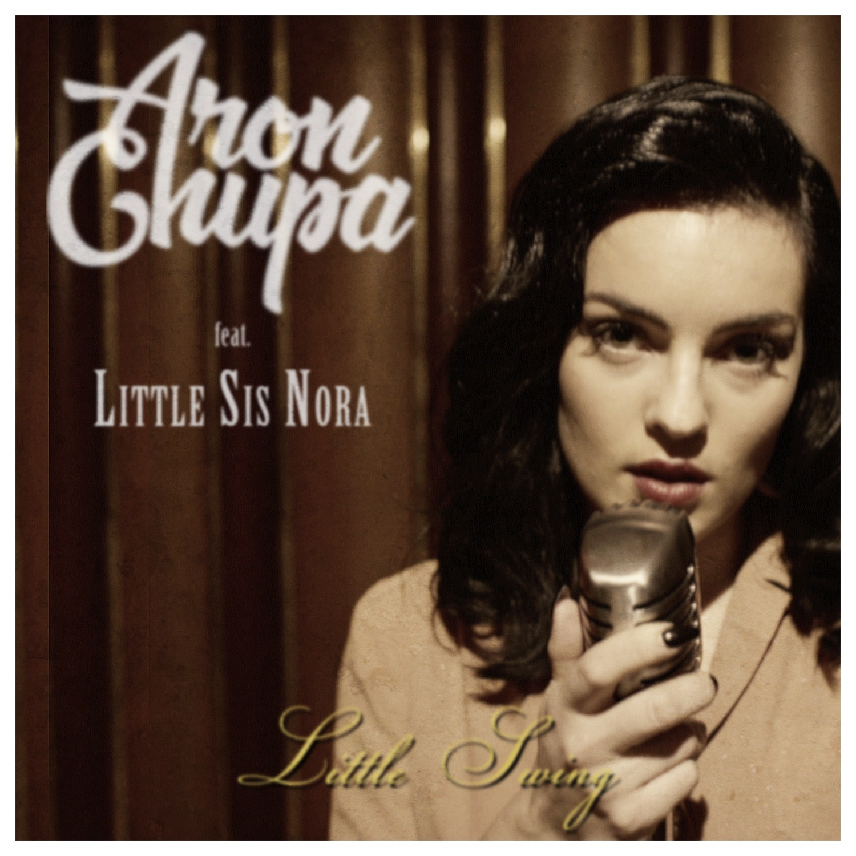 AronChupa -Little Swing (Single Cover)
