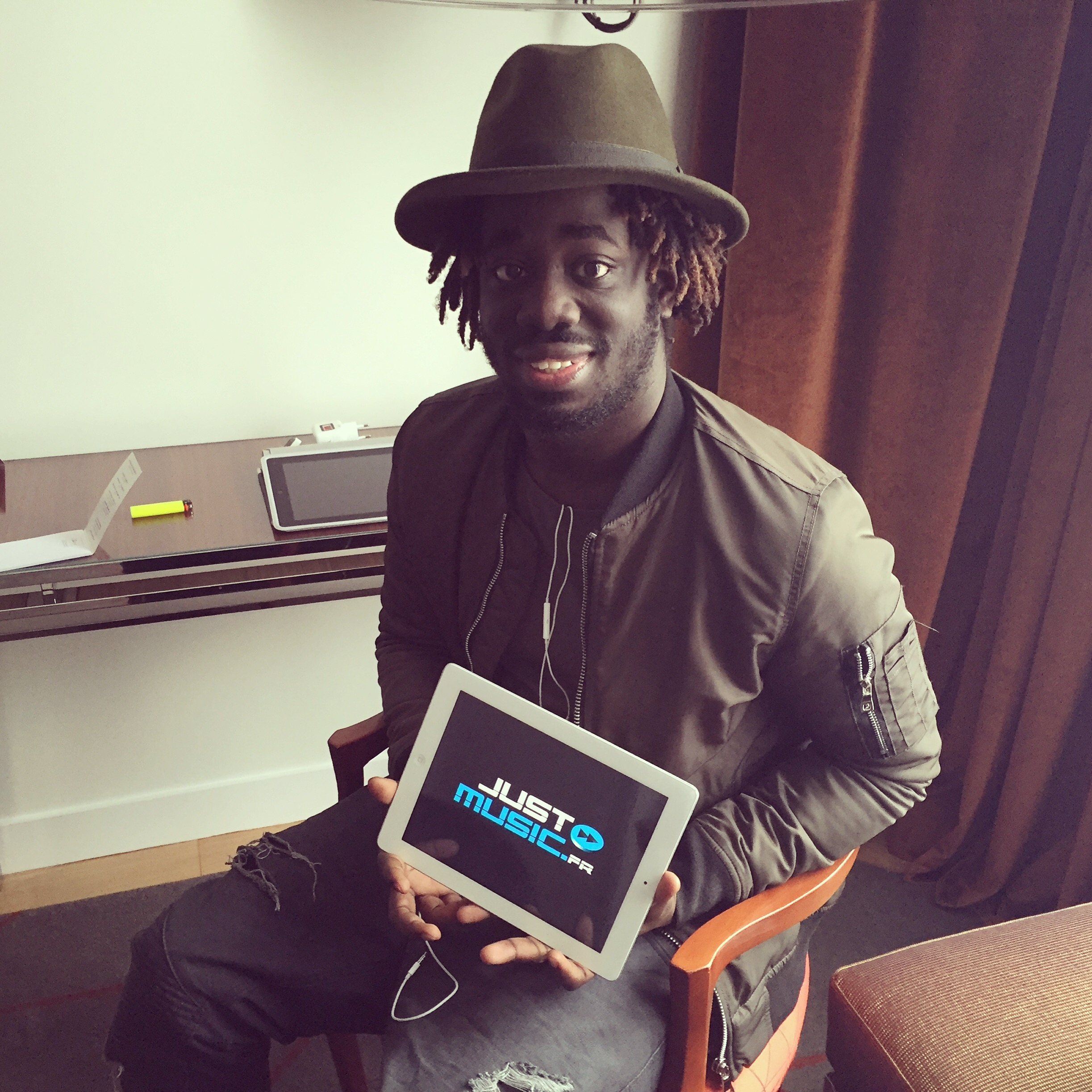 Fababy JustMusic.fr Interview