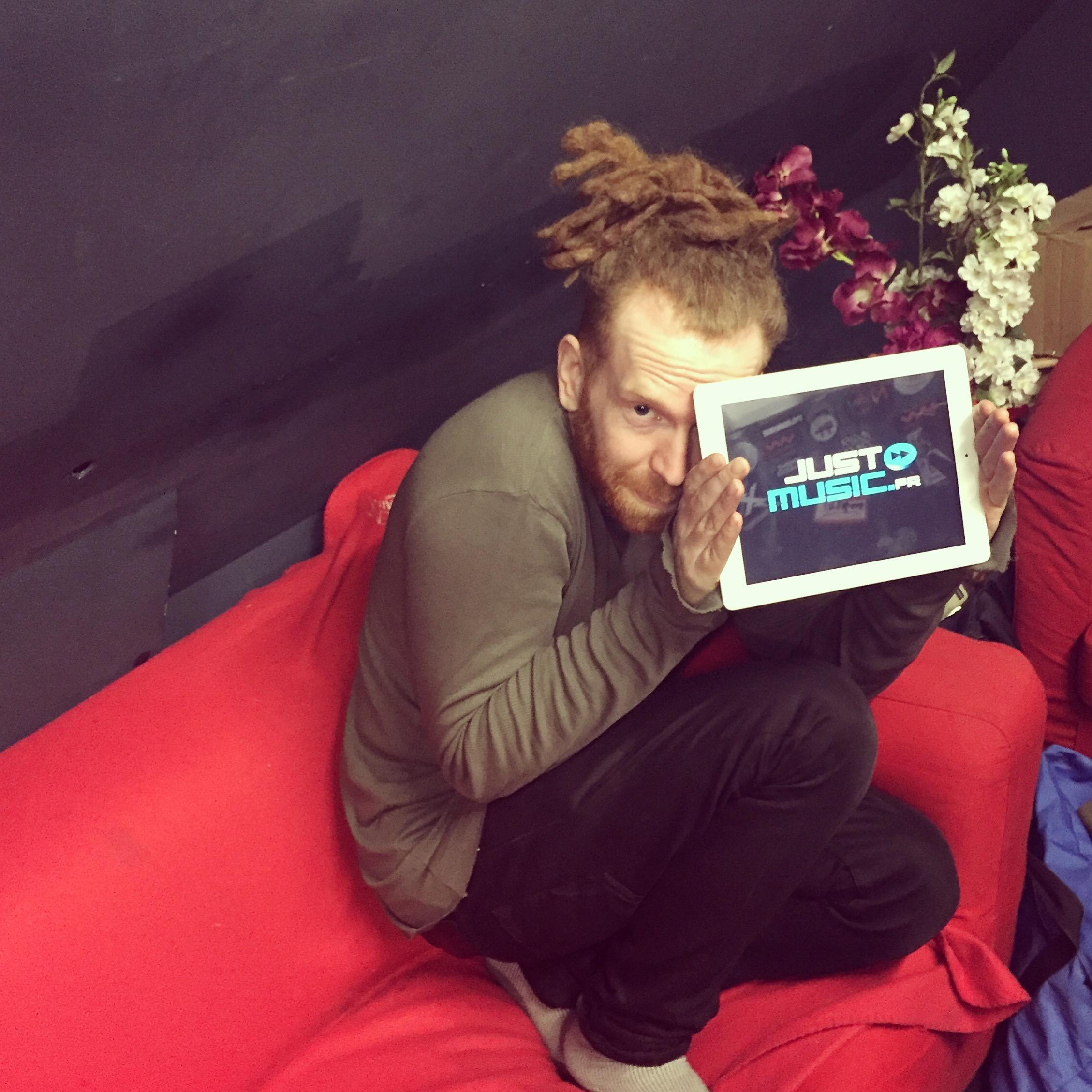 Newton Faulkner JustMusic.fr Interview