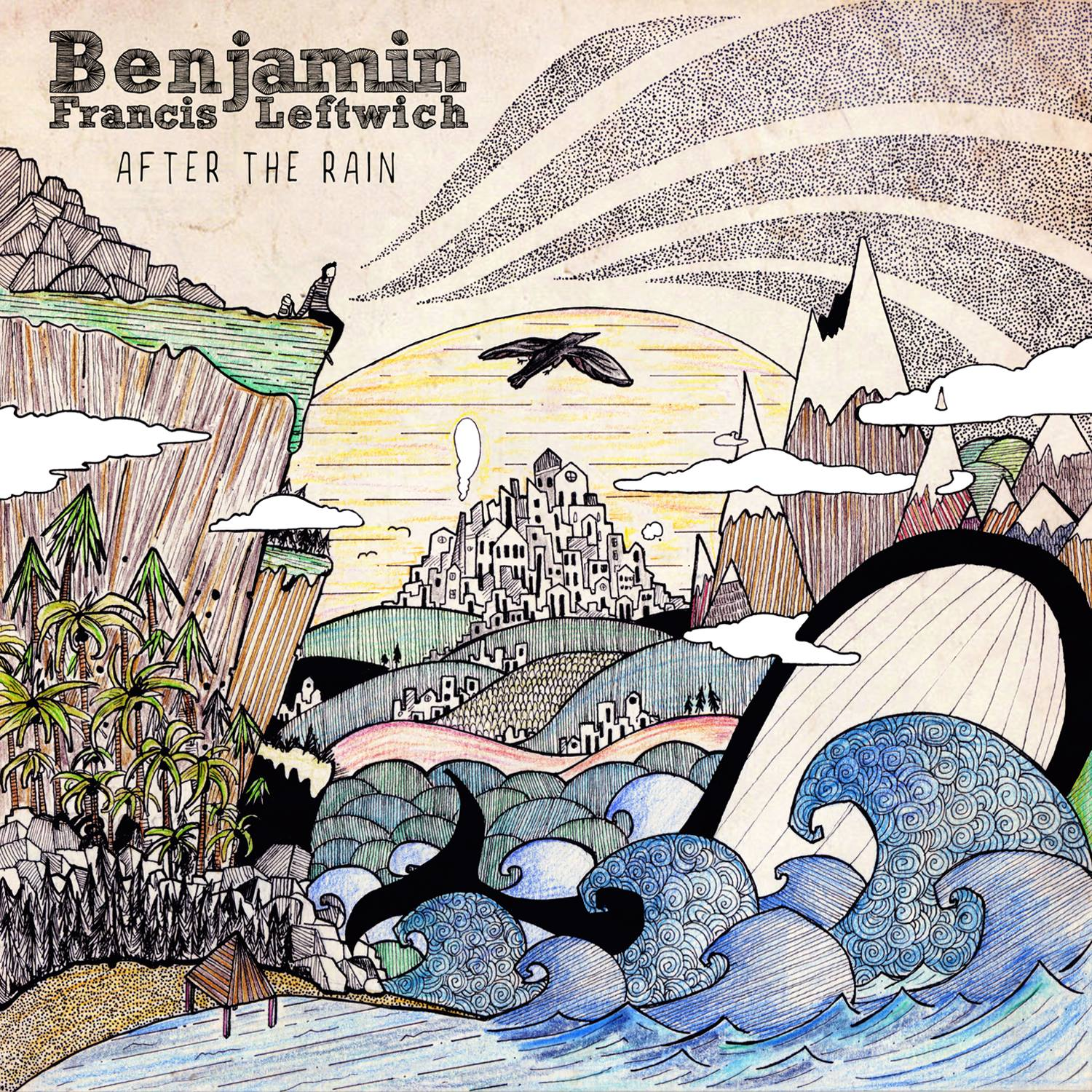 Benjamin Francis Leftwich JustMusic.fr