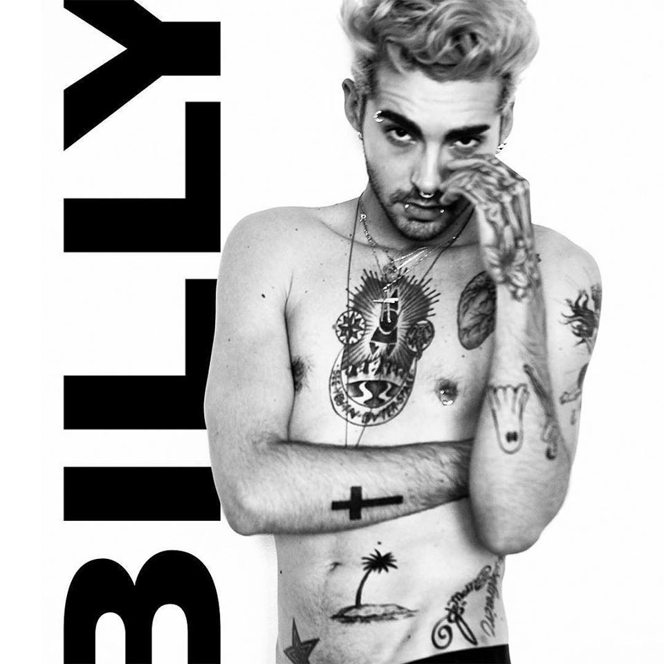 Billy Tokio Hotel JustMusic.fr