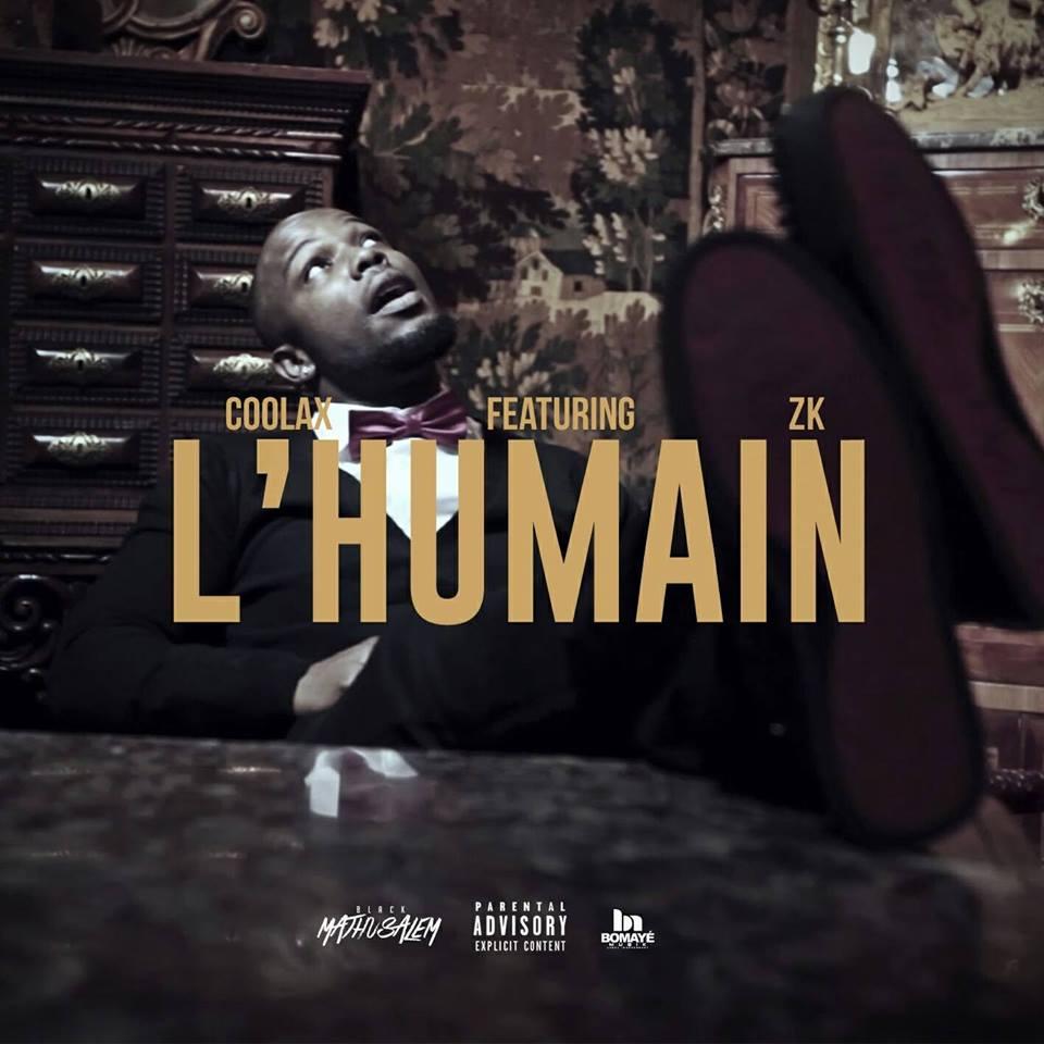 L'Humain - Cover