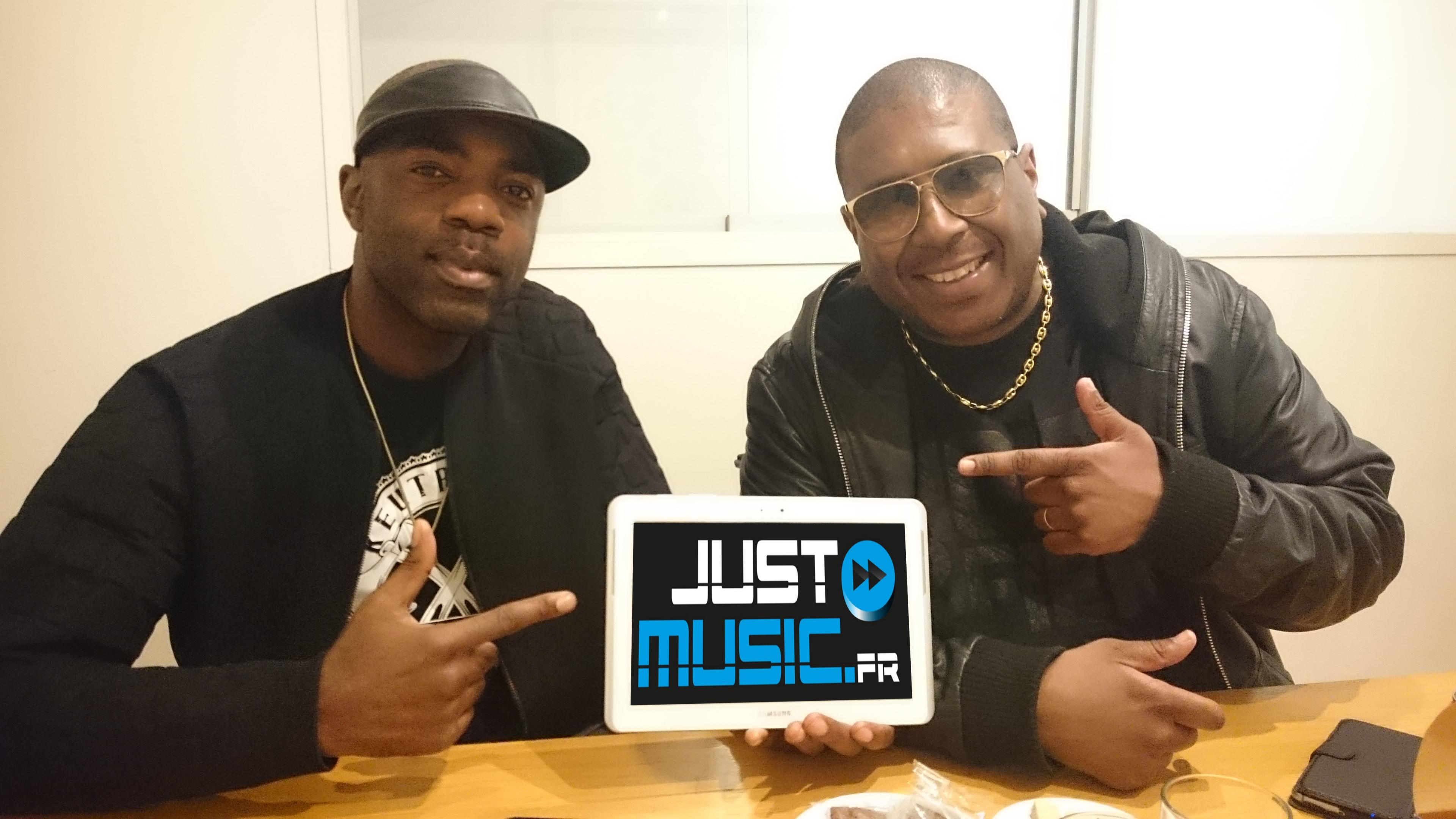 Neg'Marrons Interview JustMusic.fr