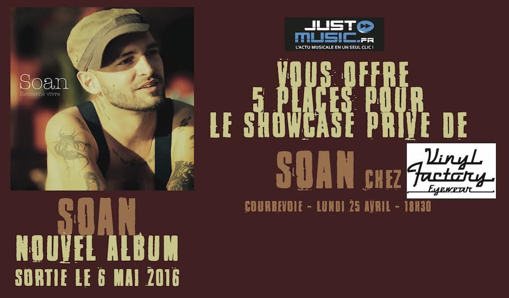Soan JustMusic.fr