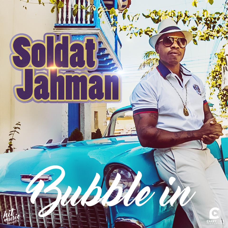 Soldat Jahman Bubble in JustMusic.fr