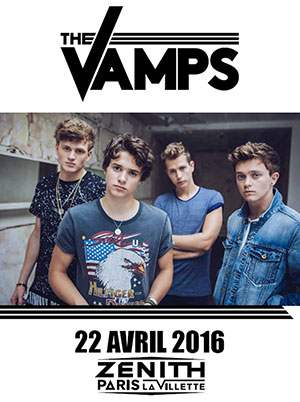 The Vamps JustMusic.fr