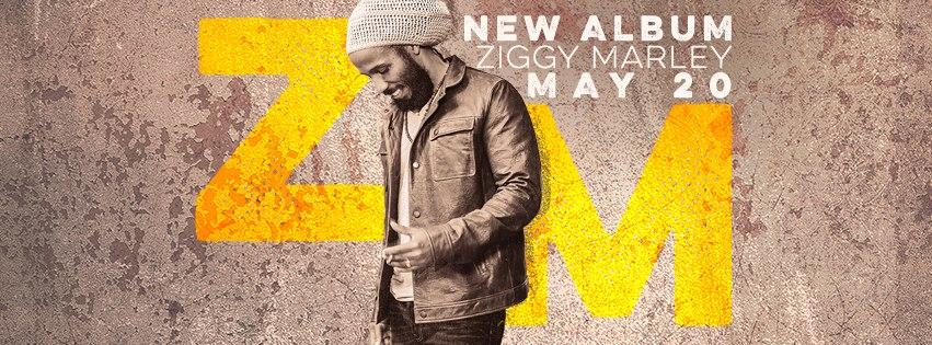 Ziggy Marley JustMusic.fr