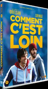 packshot 3D COMMENT C'EST LOIN DVD JustMusic.fr