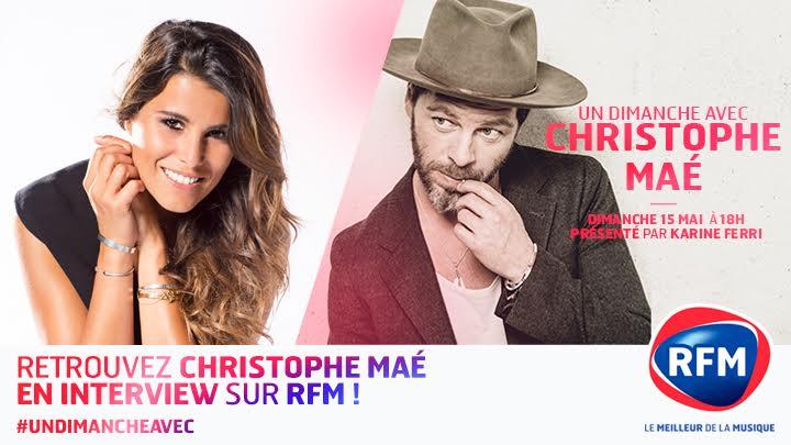 Karine Ferri Christophe Maé JustMusic.fr