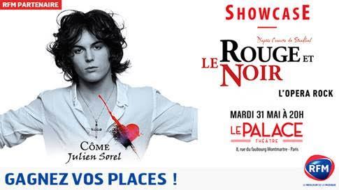 Le Rouge et le Noir RFM JustMusic.fr