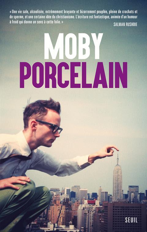 Moby Livre JustMusic.fr