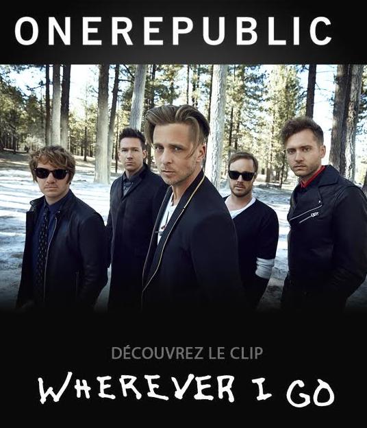 OneRepublic JustMusic.fr
