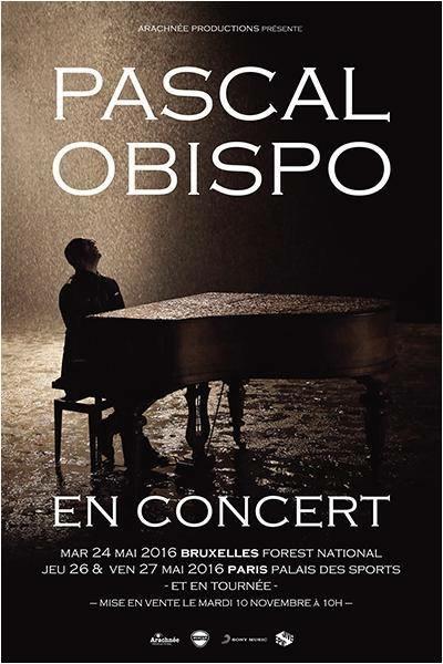 Pascal Obispo JustMusic.fr