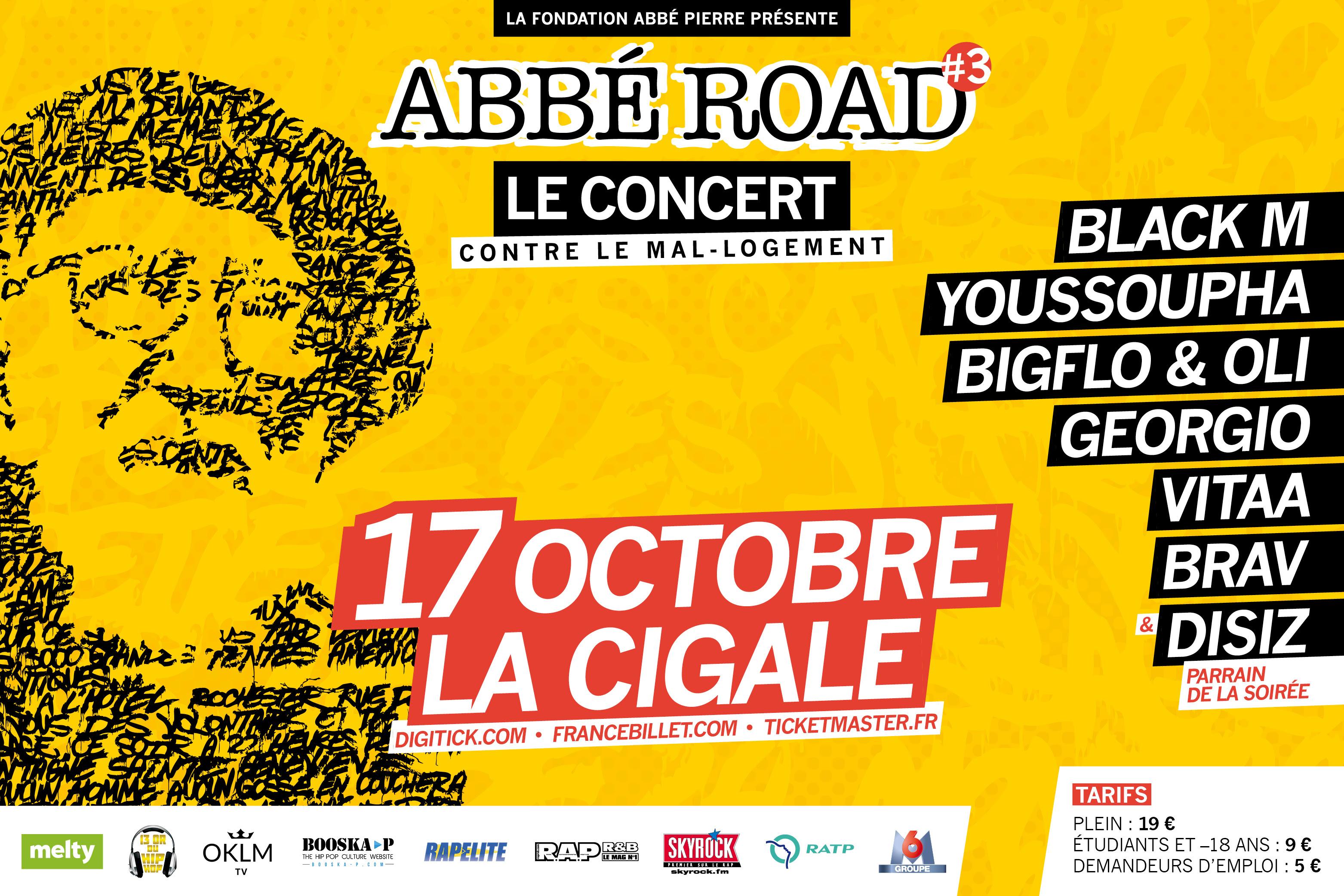 Abbé Road #3 JustMusic.fr