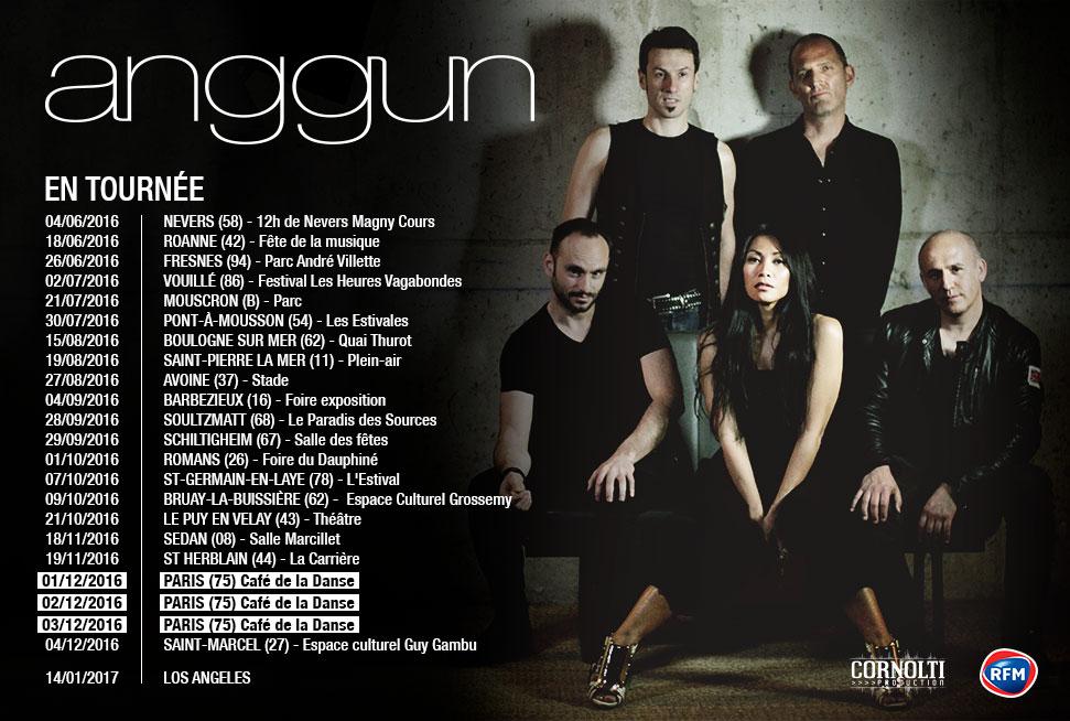 AnggunTournée JustMusic.fr