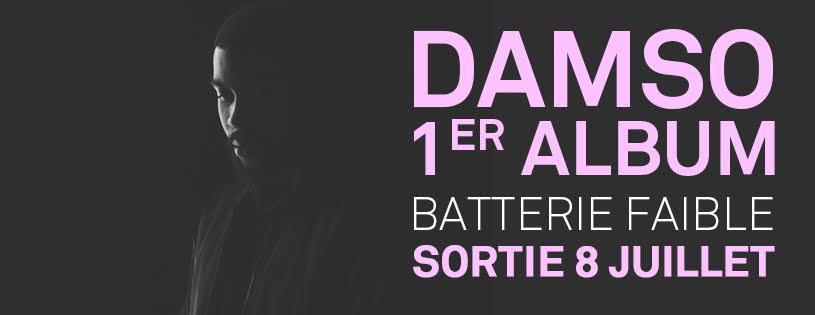 Damso JustMusic.fr