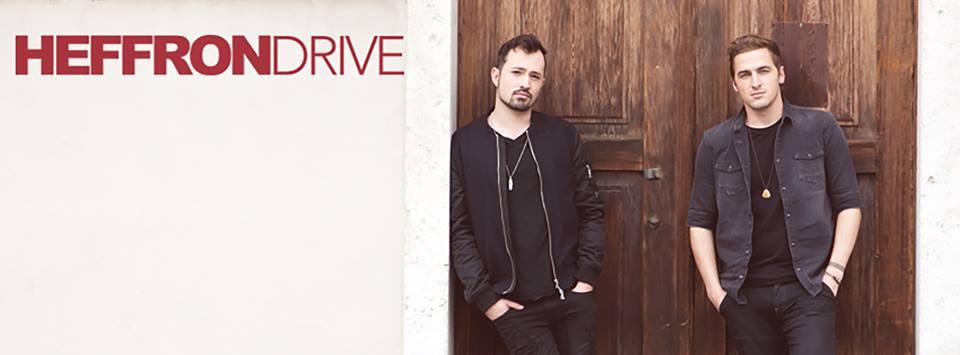 Heffron Drive JusrMusic.fr