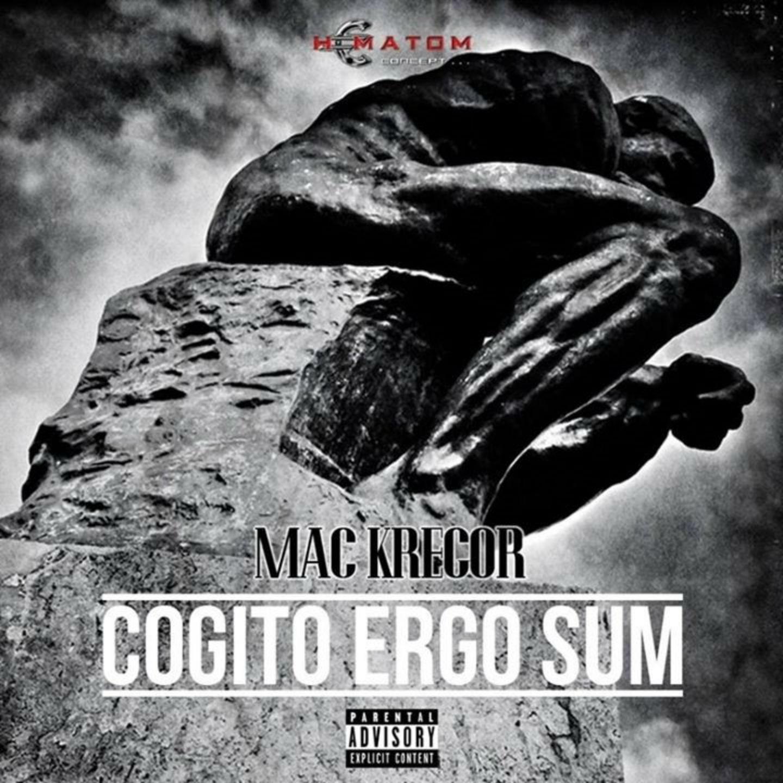 Mac Kregor - Cogito Ergo Sum (Cover EP) JustMusic.fr