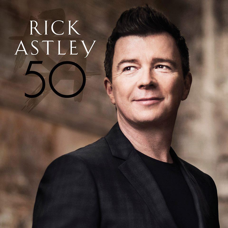 Rick Astley 50 JustMusic.fr