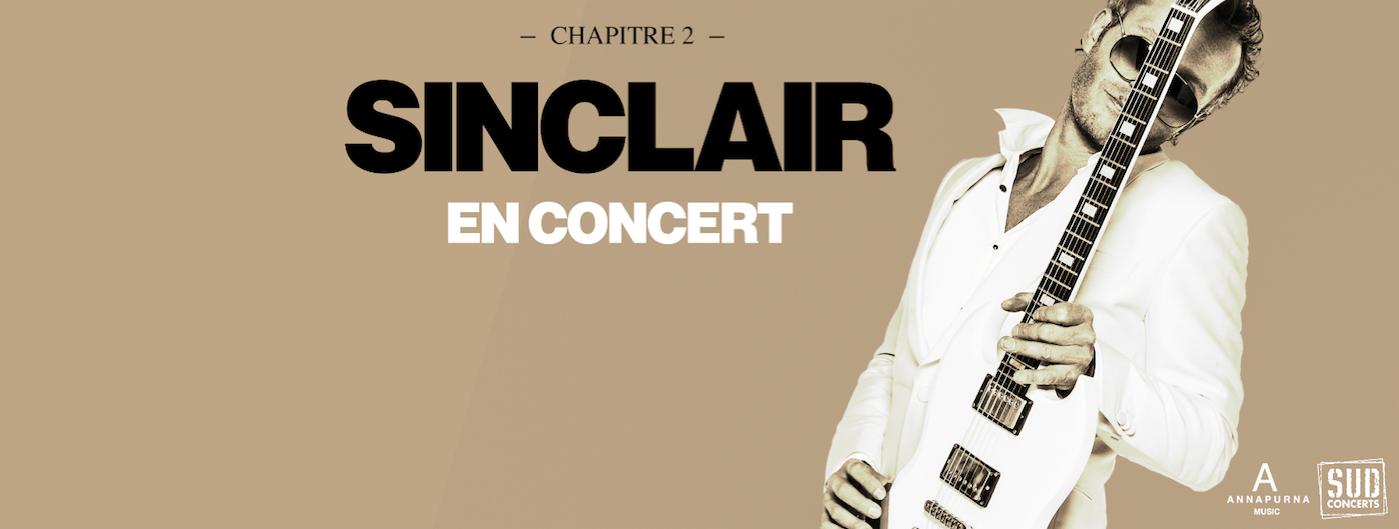 Sinclair JustMusic.fr