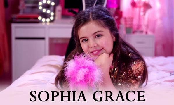 Sophia Grace JustMusic.fr