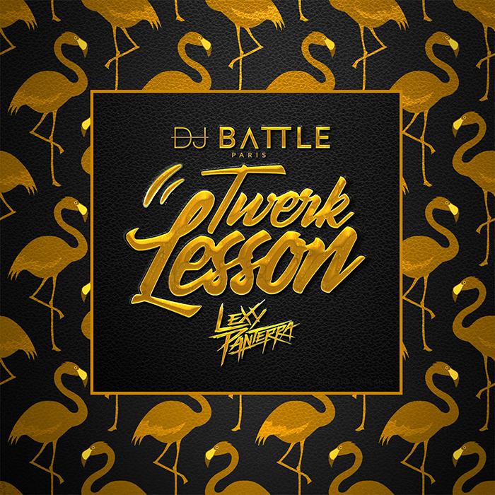 Twerk Lesson - DJ Battle et Lexy Panterra justMusic.fr