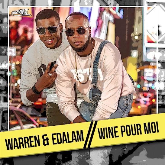 Warren en featuring avec Edalam JustMusic.fr