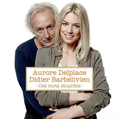 Didider Barbelivien et Aurore Delplace JustMusic.fr