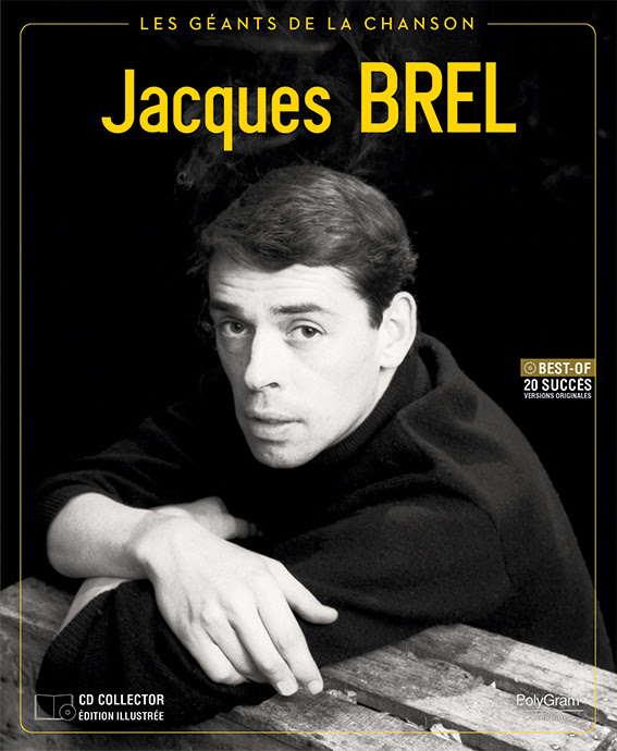 Jacques Brel JustMusic.fr