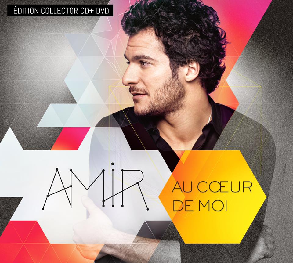 Amir collector JustMusic.fr