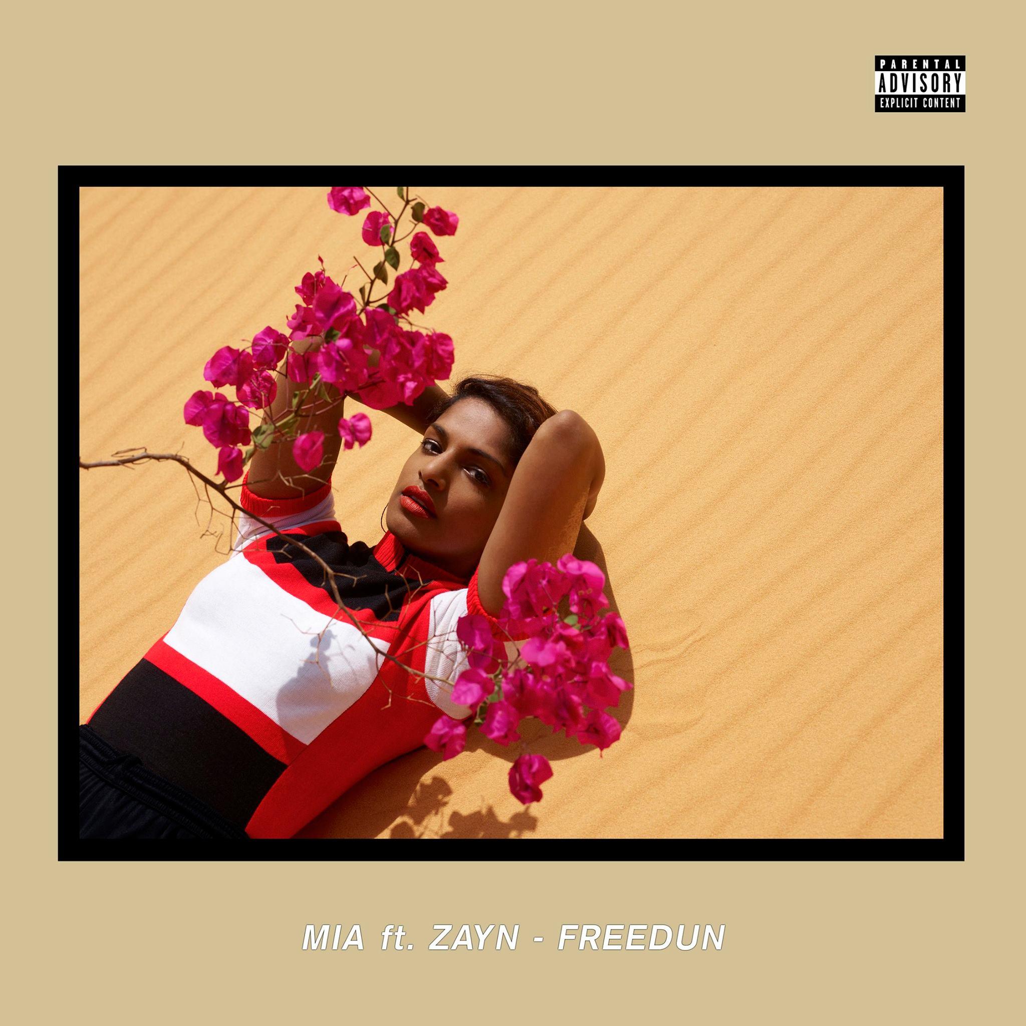 M.I.A. Zayn JustMusic.fr