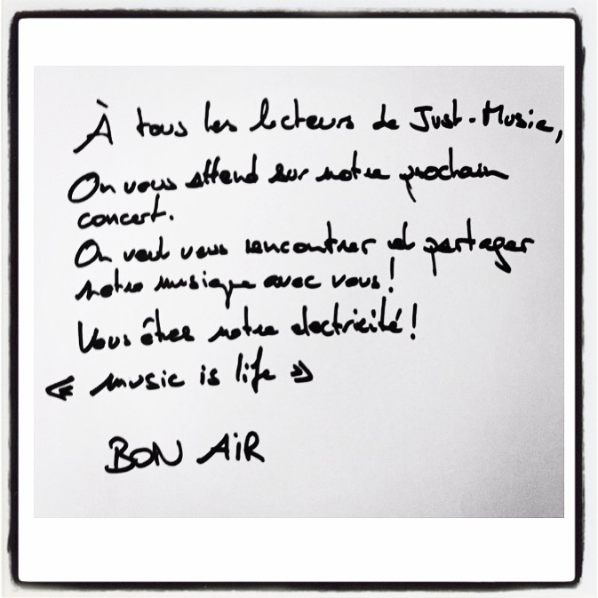 bon-air-dedicace-justmusic-fr