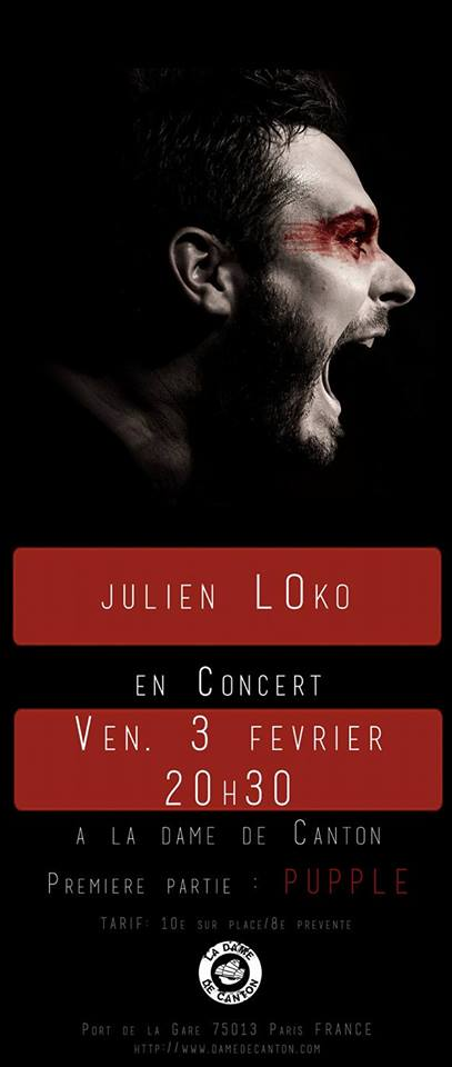 Julien LOko JustMusic.fr