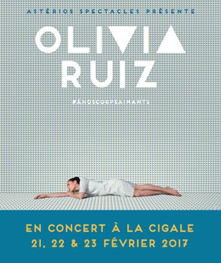 Olivia Ruiz JustMusic.fr