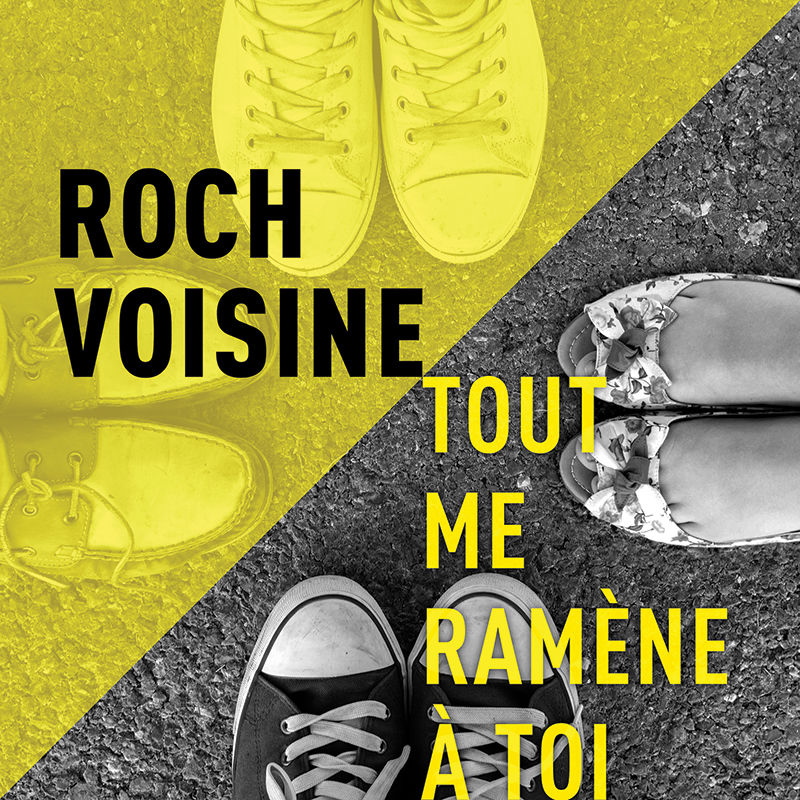 Roch Voisine - Tout Me Ramène A Toi (Cover Single BD) JustMusic.fr