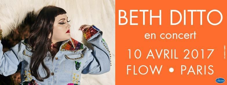 Beth Ditto JustMusic.fr
