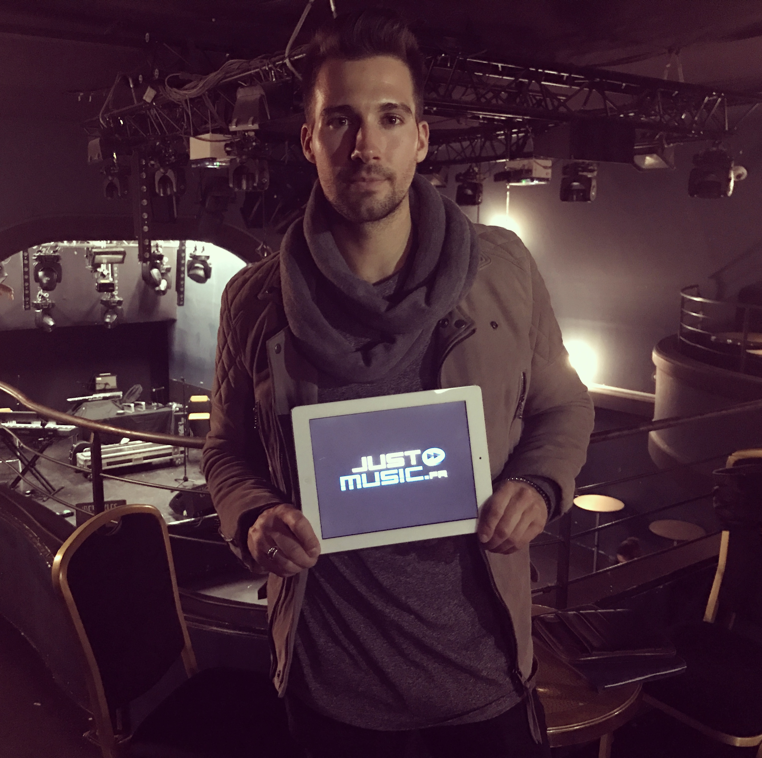 James Maslow JustMusic.fr Interview